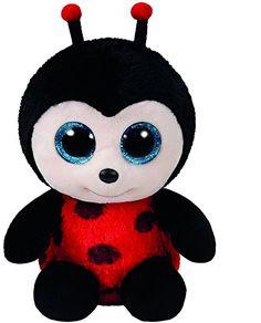 Take a look at this Izzy Lady Bug Beanie Boo Plush Toy today! Ty Plush, Bunny Plush, Plush Dolls, Doll Toys, Ty Beanie Boos, Beanie Babies, Ty Babies, Baby Kids, Plush Animals
