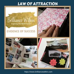 Some great Law of Attraction success!