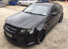 WIDEBODY FLARE KIT for VE & VF COMMODORE