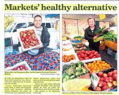 Northern District Times 2011 (Riverside Markets)