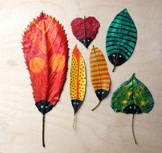 Leaves | Hazel Terry