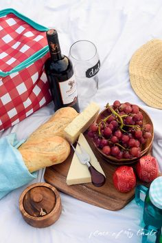 PERFECT PICNIC { and GIVEAWAY } - Place Of My Taste