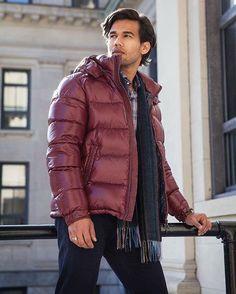 daunenjacke down jacket downjacket moncler gayfetish shiny
