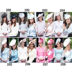 As far as wedding guest outfits go Kate nails it. # Wedding Day Weddings Planner Plan Planning Your Big Day Kate Middleton Dress, Kate Middleton Style, Princess Katherine, Princess Charlotte, Prince William And Catherine, William Kate, Trooping Of The Colour, Kate And Meghan, Princesa Kate