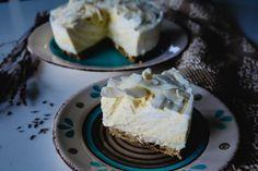 Cheesecake cu lapte de cocos si mango - Miruna Lica