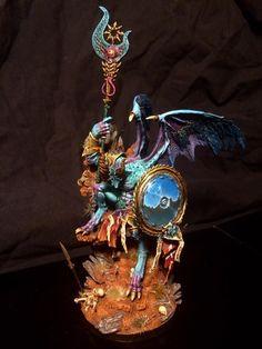 Demon Prince of Tzeentch