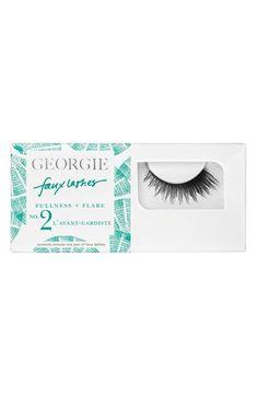 Georgie Beauty ™ Georgie Beauty™ 'L'Avant Gardiste' Faux Lashes available at #Nordstrom