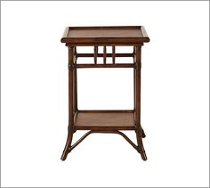 Classic Rattan Bedside Table | Pottery Barn