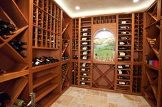 Image Detail For Offering Custom Wine Cellar Construction And Wine