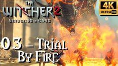 Witcher 2, Triss Merigold, Ciri, Fire Dragon, Season 2, Netflix, Tv Series, Game, Youtube