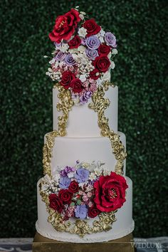 Fine Cakes by Zehra Elegant Wedding Cakes, Elegant Cakes, Beautiful Wedding Cakes, Gorgeous Cakes, Pretty Cakes, Amazing Cakes, Wedding Cake Inspiration, Fancy Cakes, Cake Creations