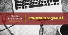Scopri 10 consigli utili per creare contenuti di qualità che catturino l'interesse dei lettori posizionandosi nelle prime posizioni dei motori di ricerca