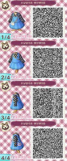 Cute polka-dot dress with cat purse!