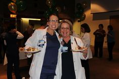Cake goes perfectly with the sweet news of 3-time Magnet certification. Magnet is nursing's highest honor, an designation given by the American Nurses Credentialing Center only to the best, highest performing nurses. Criteria is very strict and each re-certification becomes more rigorous. Sarasota Memorial is the only Magnet hospital in our region and we are very proud.