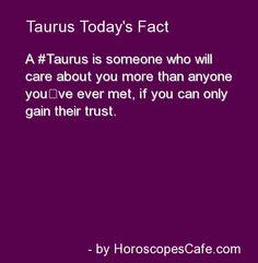 Taurus Daily Fun Fact