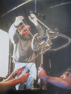 Behind the Scenes  Alien3