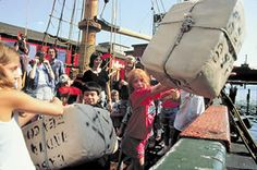 Boston Tea Party Ships & Museum Interactive Tour Image