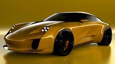 One designer does what Porsche won't