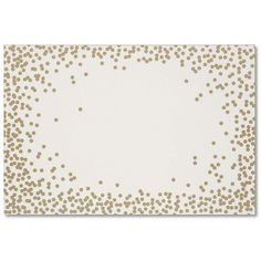 Confetti Paper Placemats - Polyvore