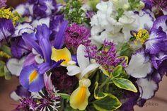 Mixed Spring Flower Bouquet