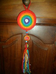 minimandala crochet