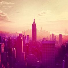 << in love with new york city >>