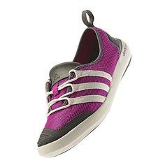 Adidas Boat Sleek Shoe (Womens)   Peter Glenn