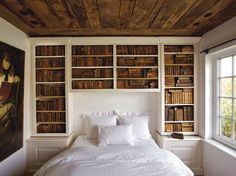 44663 481378975238225 425371502 N 960x716 Pixels Bookshelf Headboard Bedroom Bookcase Wall