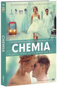 Chemia (wydanie z książką) (DVD) - Prokopowicz Bartosz