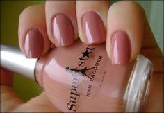 Konad Addict! Loving this color, Skinny Vanilla Latte!