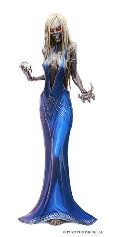 Fantasy Monster, Monster Art, Dark Fantasy Art, Fantasy Artwork, Female Monster, Character Portraits, Character Art, Fantasy Characters, Female Characters
