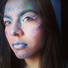 Makeup mermaid ♥