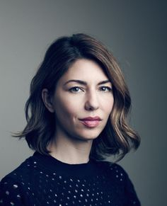 Cannes Film Fest Adds Sofia Coppola Willem Dafoe Others toJury - A Chinese director is also added. Sofia Coppola, Wavy Bob Long, The Bling Ring, Gamine Style, Wavy Bobs, Marie Antoinette, Cut And Color, New Hair, Hair Inspiration