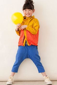 Master class in layering - Japanese Kids fashion via #Cocomag