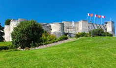 Caen ~ Normandy ~ France ~ Château of William the Conqueror