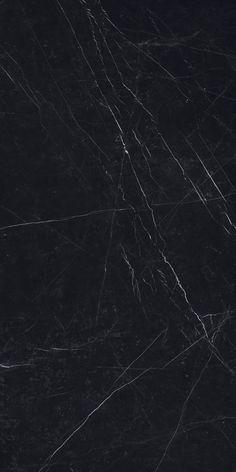 Dark Marquina - Marmi Maximum - Porcelain Tile Marble Effect. #Cersaie2017 #GranitiFiandre #IrisCeramicaGroup
