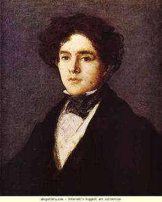 Francisco de Goya. Mariano Goya, the Artist's Grandson.