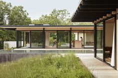 Dwell - A Family Retreat in the Hamptons Bridles Wind, Water, and Light