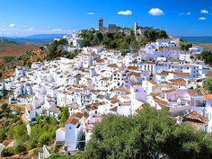 Pueblos Blancos in Andalucia Spain:)