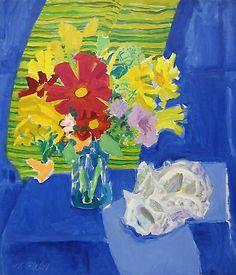 Nell Blaine - Tibor de Nagy gallery in NYC