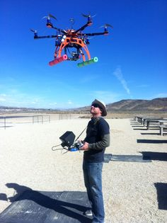 Online Courses. Photo - Dave Prall + DJI800