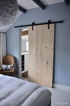 Home Room Design, Dream Home Design, House Design, Interior Design And Construction, Pole Barn House Plans, Barn Door Designs, Diy Room Divider, African Home Decor, Metal Building Homes