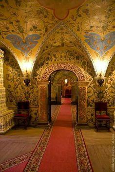 "Grand Kremlin Palace, Moscow, Russia. ""AL"""