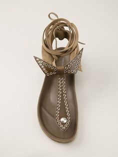 Isabel Marant bow sandals
