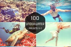 Underwater Lightroom Presets - Add-Ons - 1