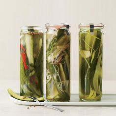 Plus: F&W's Canning and Pickling Guide     More Pickle Recipes   ...