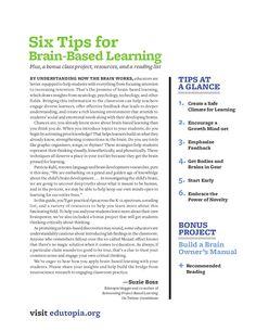 brain based learning jensen