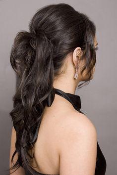 Half Up Half Down Hairstyles - Bing Images