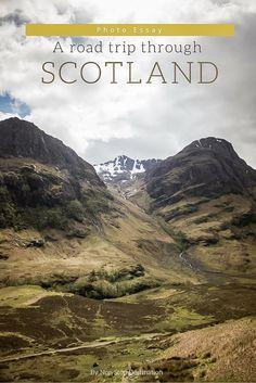 Photo Essay: A Road Trip Through Scotland - Non Stop Destination