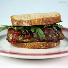 Meatloaf Sandwich by Mario Batali! #TheChew